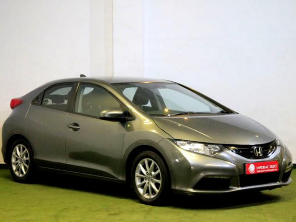 2013 Honda Civic 1.8 Elegance 5dr At  Western Cape Tokai_0