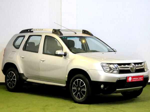 2018 Renault Duster 1.5 dCI Dynamique 4X4 Western Cape Tokai_0