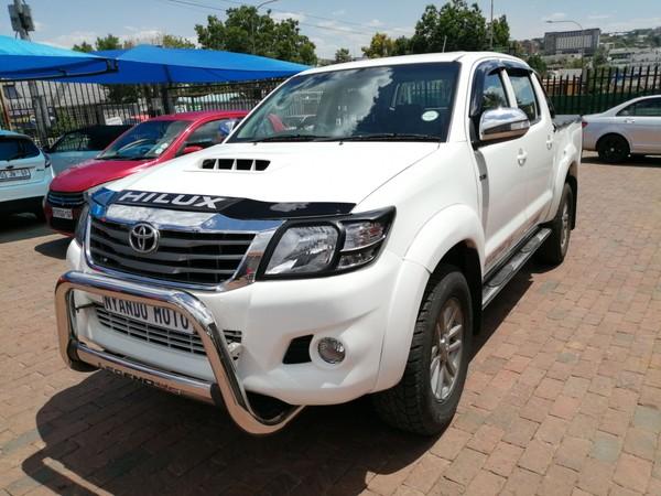 2016 Toyota Hilux 3.0 D-4D LEGEND 45 4X4 Auto Double Cab Bakkie Gauteng Bramley_0