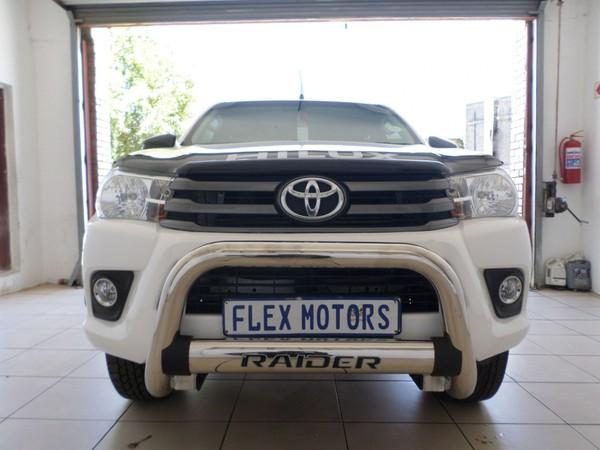 2017 Toyota Hilux 2.4 GD-6 SR 4X4 Double Cab Bakkie Gauteng Johannesburg_0