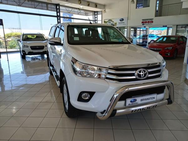 2017 Toyota Hilux 2.8 GD-6 Raider 4X4 Double Cab Bakkie Auto Gauteng Randburg_0
