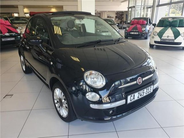 2015 Fiat 500 1.4 Cabriolet  Western Cape Cape Town_0