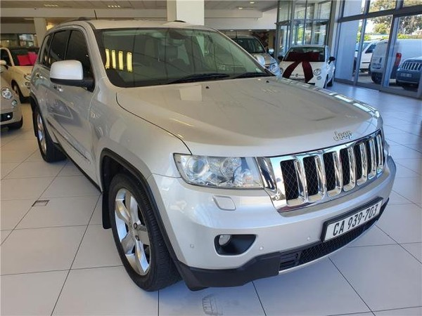 2012 Jeep Grand Cherokee 3.6 Overland  Western Cape Cape Town_0