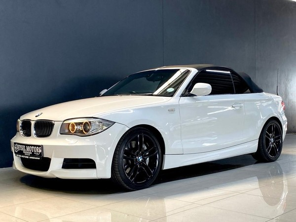2013 BMW 1 Series 135i Convert Sport At  Gauteng Vereeniging_0