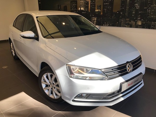 2018 Volkswagen Jetta GP 1.4 TSI Comfortline DSG Free State Bloemfontein_0