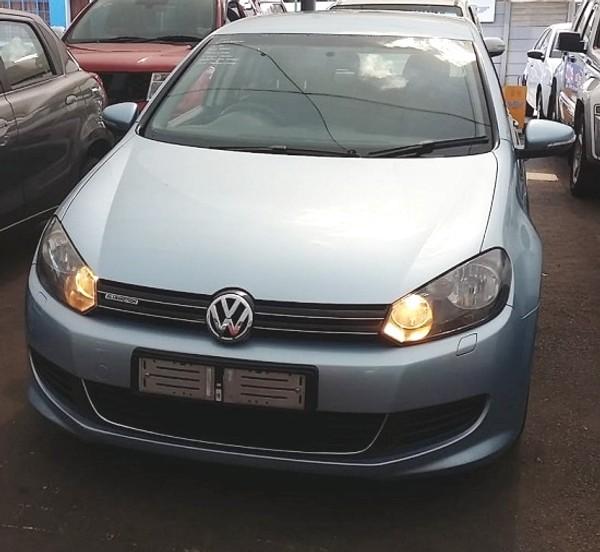 2011 Volkswagen Golf Vi 1.6 Tdi Bluemotion  Gauteng Pretoria_0