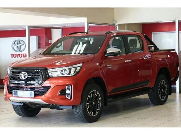 2019 Toyota Hilux 2.8 GD-6 RB Auto Raider Double Cab Bakkie Gauteng Johannesburg_0