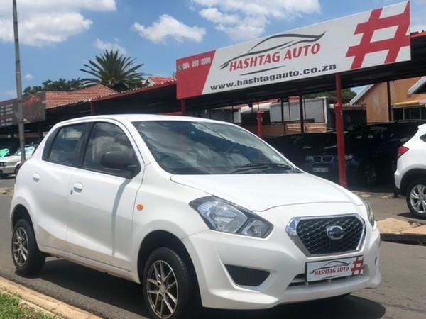 2018 Datsun Go 1.2 LUX AB Gauteng Kempton Park_0