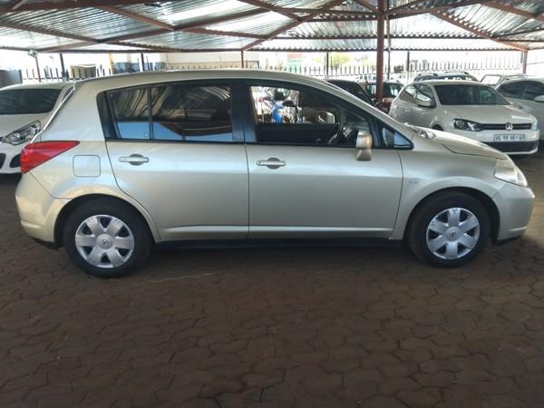 2010 Nissan Tiida 1.6 Acenta Hatch MT Gauteng Jeppestown_0