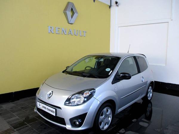 2010 Renault Twingo 1.2 Dynamique Plus  Gauteng Bryanston_0