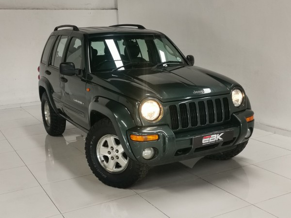 2003 Jeep Cherokee 3.7 Limited At  Gauteng Rosettenville_0