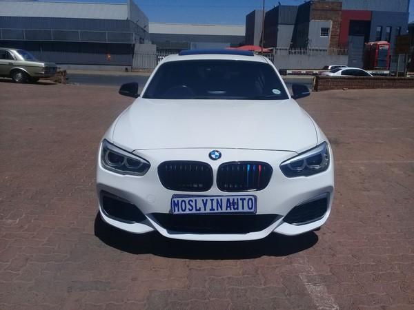 2018 BMW 1 Series 120i Sport Line 5DR Auto f20 Gauteng Johannesburg_0