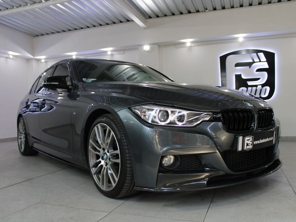 2015 BMW 3 Series 320i M Sport Line At f30  Western Cape Cape Town_0