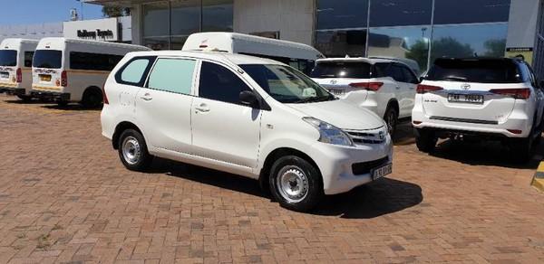 2015 Toyota Avanza 1.3 S Fc Pv  Western Cape Diep River_0