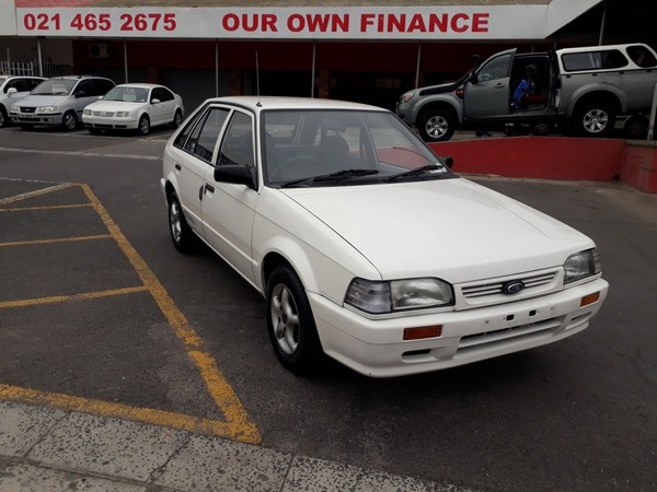 2000 Ford Laser Tracer 1.3 Hb  Western Cape Cape Town_0