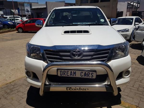 2012 Toyota Hilux 3.0d-4d Raider Xtra Cab Pu Sc  Gauteng Johannesburg_0