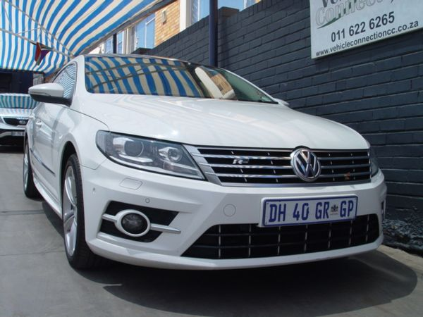 2014 Volkswagen CC 2.0 Tsi Dsg 155kw  Gauteng Johannesburg_0