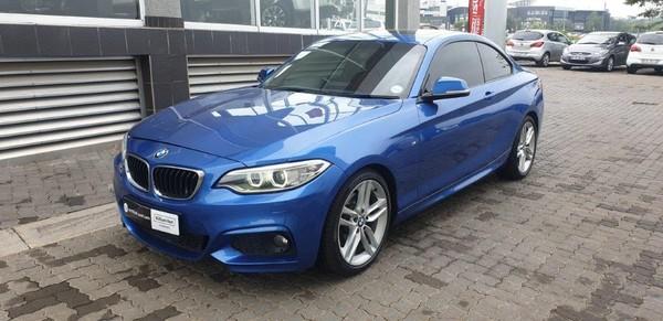 2018 BMW 2 Series 220D M Sport Auto Gauteng Sandton_0
