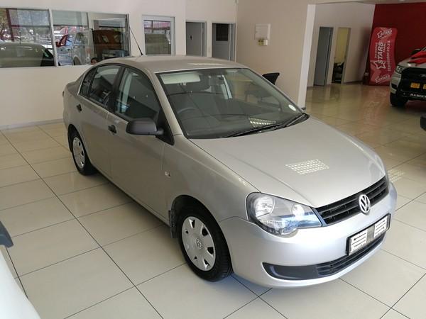 2013 Volkswagen Polo Vivo 1.4 Trendline Western Cape Paarl_0