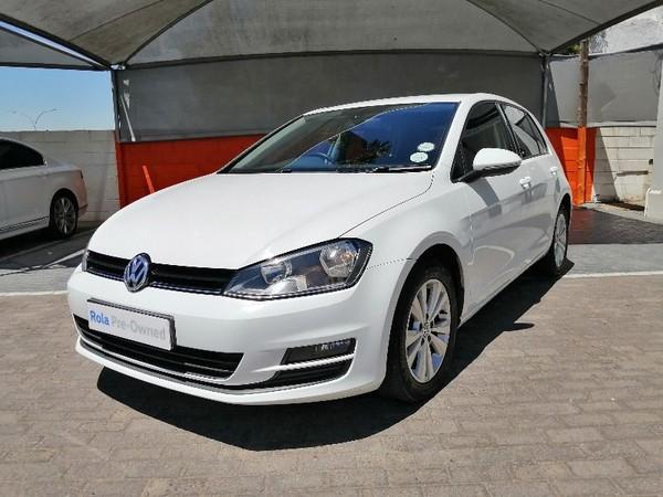 2013 Volkswagen Golf Vii 1.4 Tsi Comfortline  Western Cape Malmesbury_0