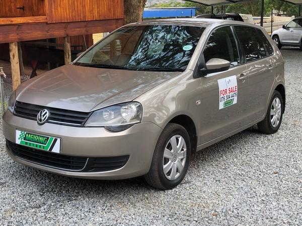 2016 Volkswagen Polo Vivo 1.4 Trendline 5Dr Mpumalanga White River_0