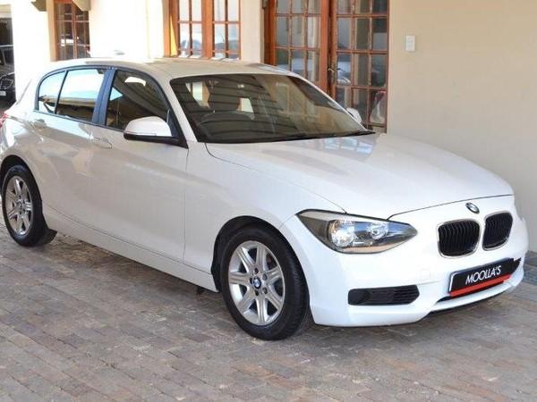 2012 BMW 1 Series 118i 5dr At f20  Kwazulu Natal Durban_0