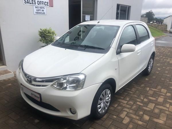 2013 Toyota Etios 1.5 Xs  Kwazulu Natal Eshowe_0