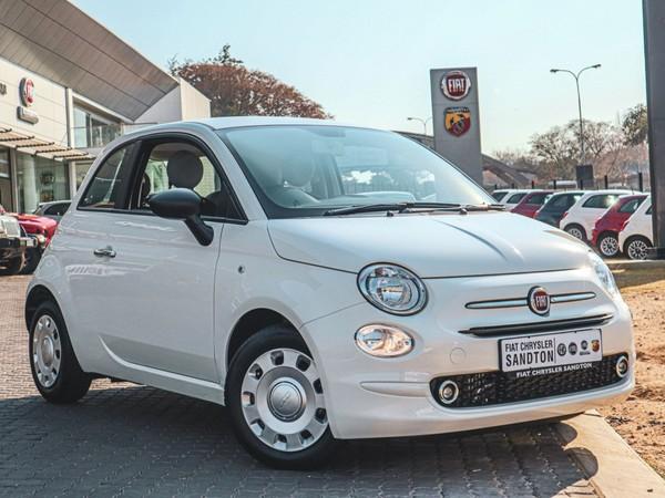 2019 Fiat 500 900T Twinair Pop Star Base Gauteng Bryanston_0