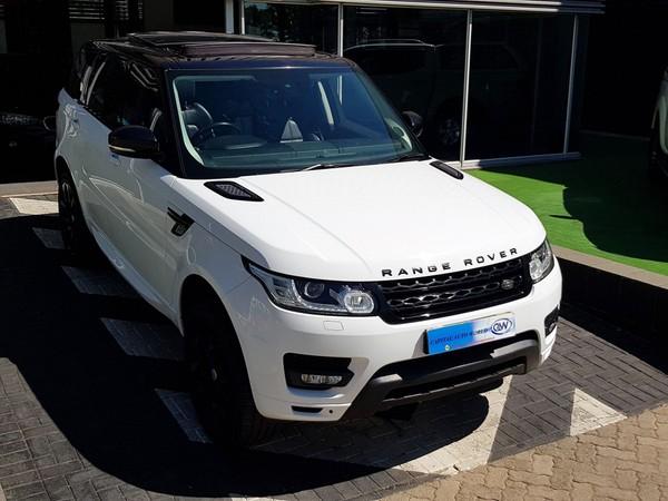 2016 Land Rover Range Rover Sport 3.0V6 Supercharged  HSE 250KW Gauteng Midrand_0