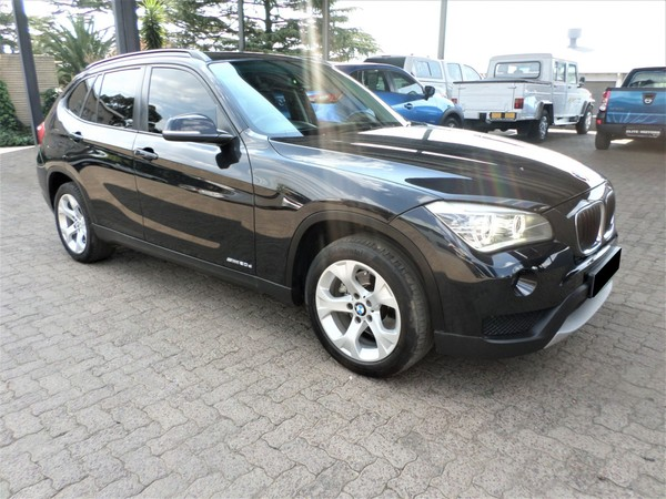 2013 BMW X1 Sdrive20d At  Mpumalanga Ermelo_0