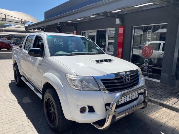 2013 Toyota Hilux 3.0d-4d Raider Rb At Pu Dc  Gauteng Vanderbijlpark_0