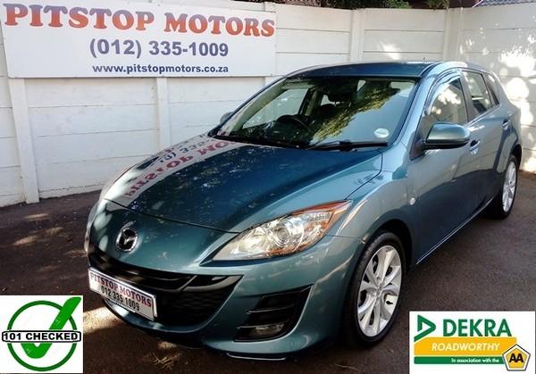 2012 Mazda 3 1.6 Sport Dynamic  Gauteng Pretoria_0