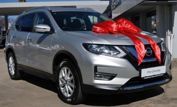 2018 Nissan X-Trail 2.5 Acenta 4X4 CVT Western Cape Oudtshoorn_0