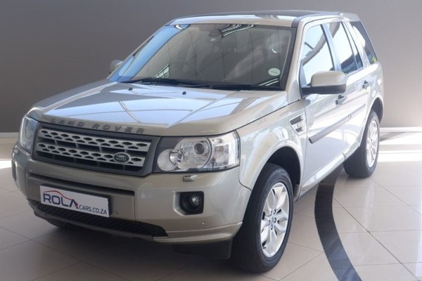 2011 Land Rover Freelander Ii 2.2 Sd4 Se At  Western Cape Somerset West_0