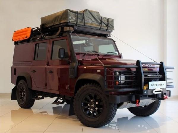 2016 Land Rover Defender 110   2.2d Sw  Western Cape Goodwood_0