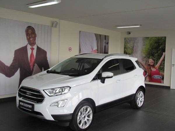 2019 Ford EcoSport 1.0 Ecoboost Titanium Auto Gauteng Sandton_0