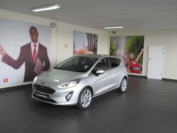 2021 Ford Fiesta 1.0 Ecoboost Titanium Auto 5-door Gauteng Sandton_0