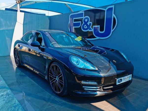 2012 Porsche Panamera 4S PDK Gauteng Vereeniging_0