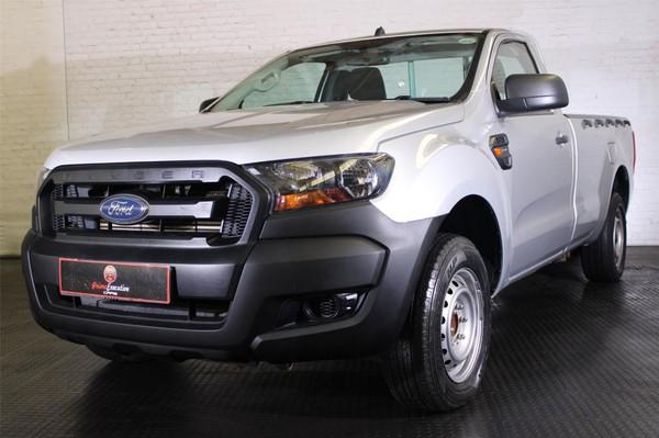 2017 Ford Ranger 2.5i LR Single Cab Bakkie Gauteng Edenvale_0