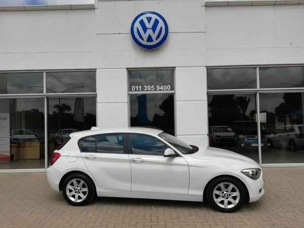 2013 BMW 1 Series 118i 5dr f20  Gauteng Benoni_0