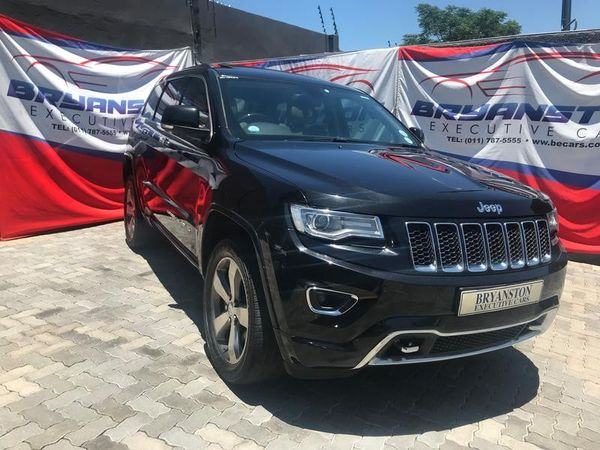 2014 Jeep Grand Cherokee 3.6 Overland Gauteng Randburg_0