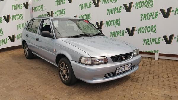 2004 Toyota Tazz 130  Gauteng Pretoria_0