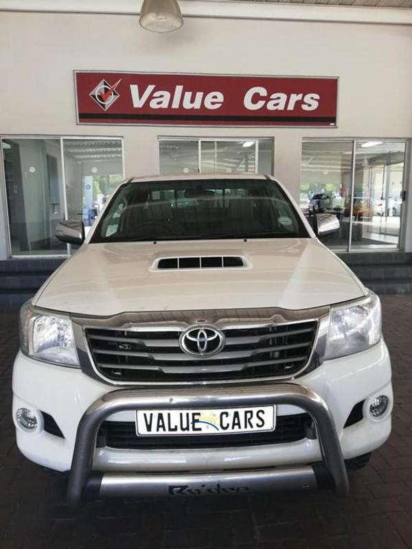 2013 Toyota Hilux 3.0d-4d Raider Xtra Cab Pu Sc  Mpumalanga Secunda_0