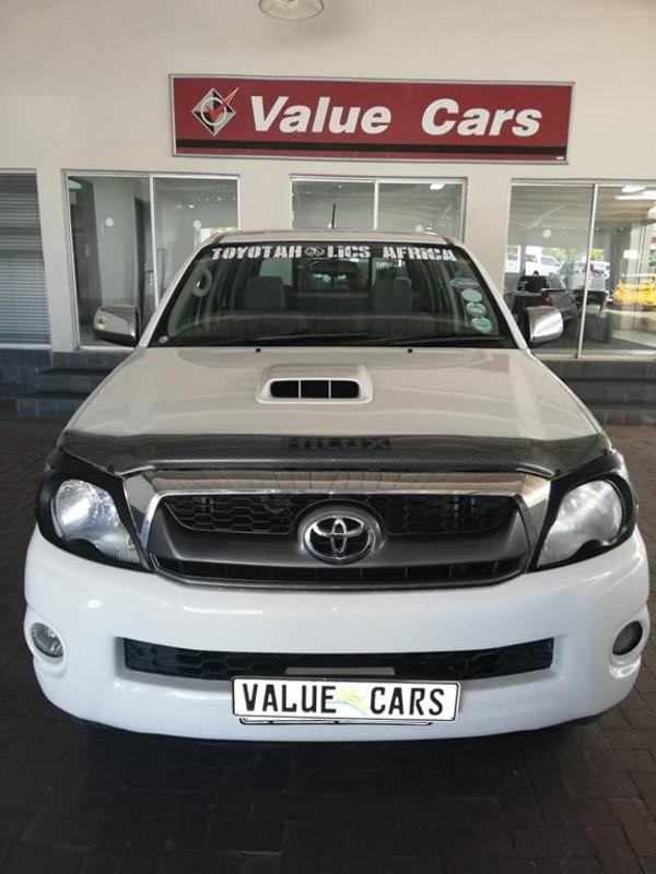 2010 Toyota Hilux 3.0 D-4d Raider 4x4 At Pu Dc  Mpumalanga Secunda_0