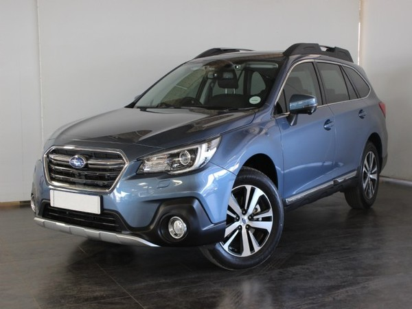 2020 Subaru Outback 3.6 RS-ES CVT Gauteng Boksburg_0