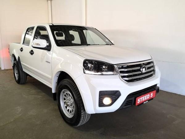 2019 GWM Steed 5 2.0 VGT SX 4X4 Double Cab Bakkie Gauteng Pretoria_0