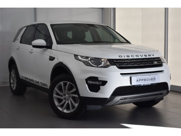 2019 Land Rover Discovery Sport Sport 2.0D SE 177KW Western Cape Cape Town_0