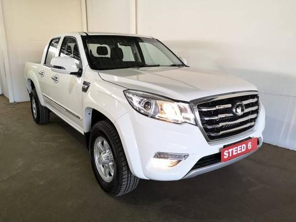 2019 GWM Steed STEED 6 2.0 VGT SX Double Cab Bakkie Gauteng Pretoria_0