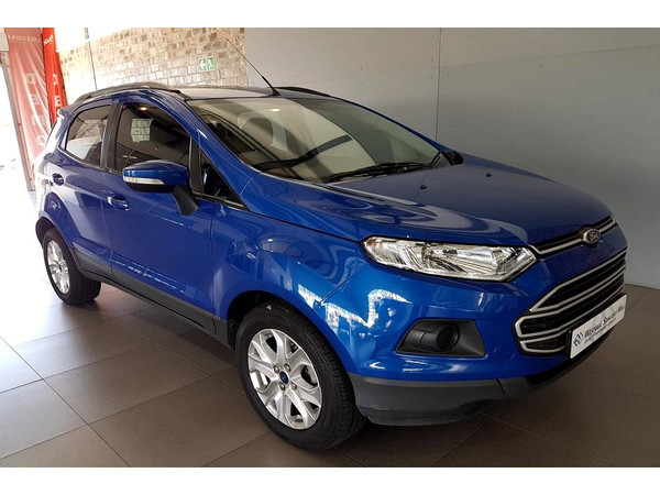 2016 Ford EcoSport 1.5TDCi Trend Western Cape Somerset West_0