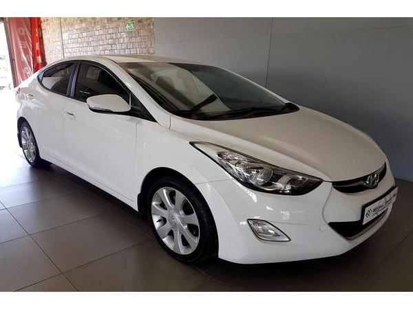 2011 Hyundai Elantra 1.8 Gls  Western Cape Somerset West_0